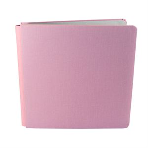 Picture of Bookcloth Album Coverset - Pink